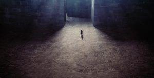 tiny man large escape room