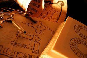 keys on books escape room boise