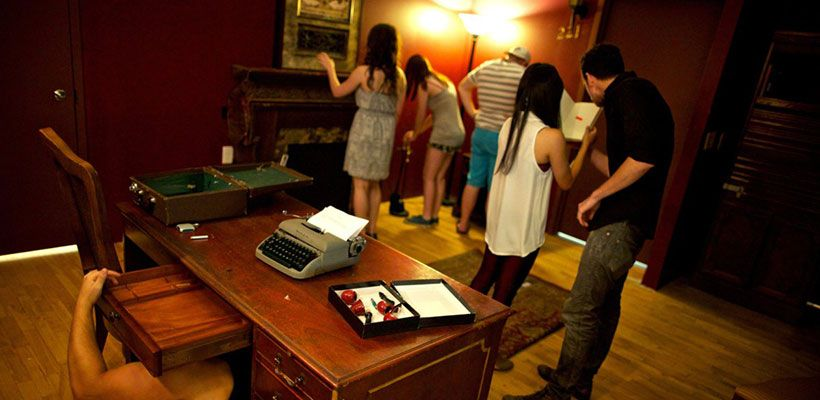 Live Escape Rooms Are Bringing Immersive Gaming To The Next Level.