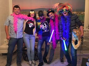 party in vegas escape room