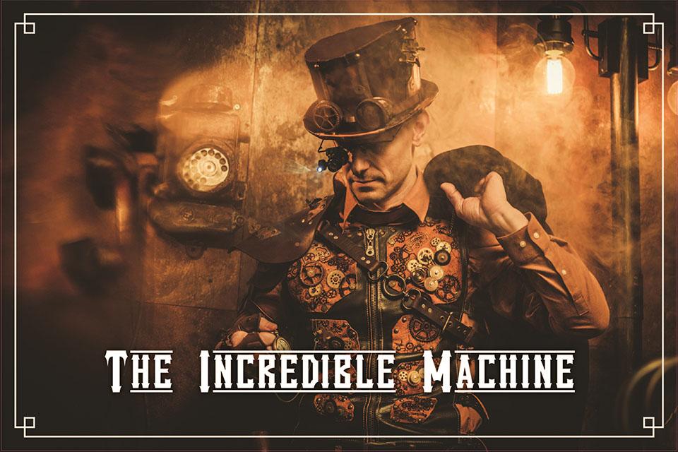 the incredible machine escape room boise