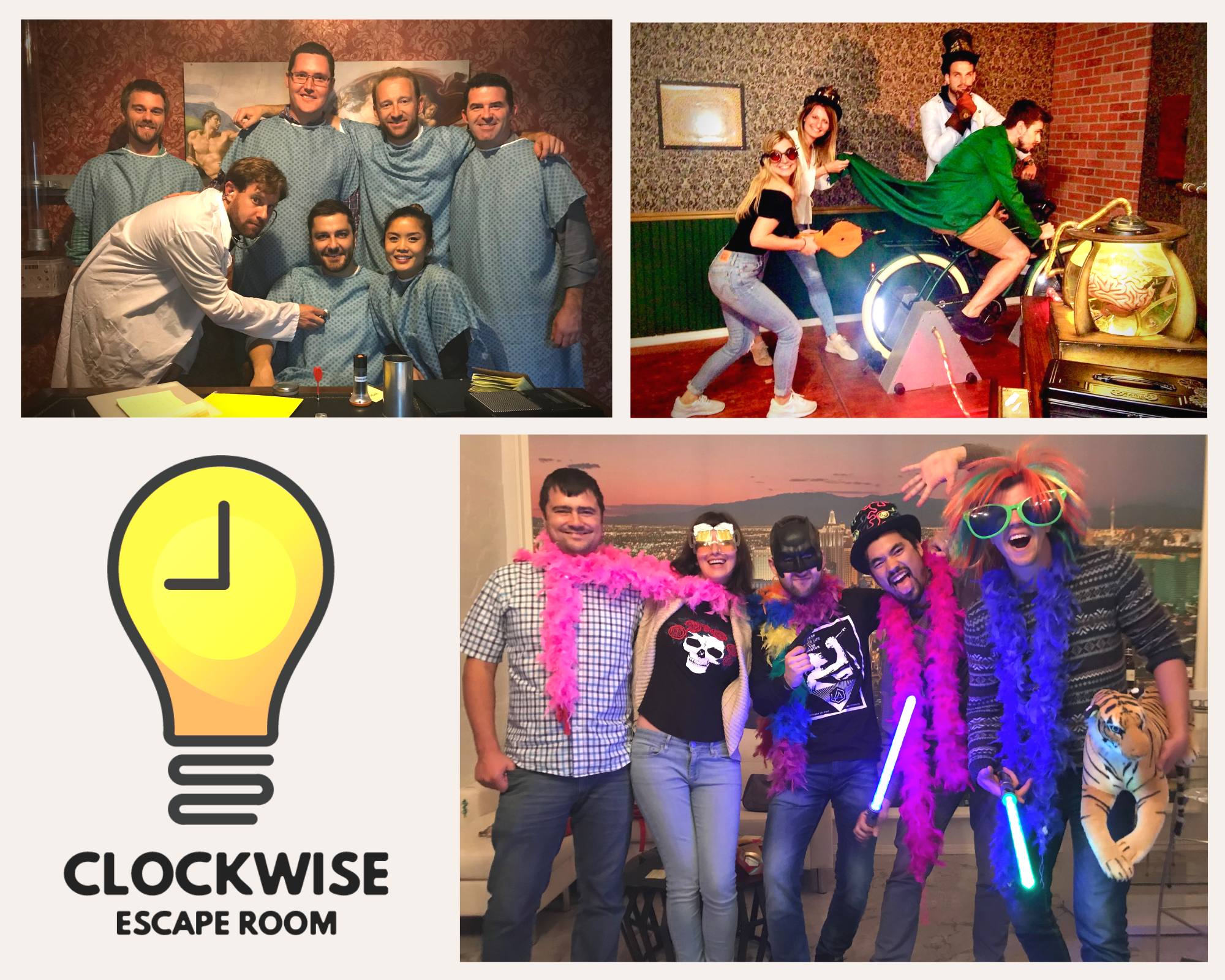 First Time Escape Room Strategy Clockwise Escape Room Boise