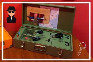 escape room lock box