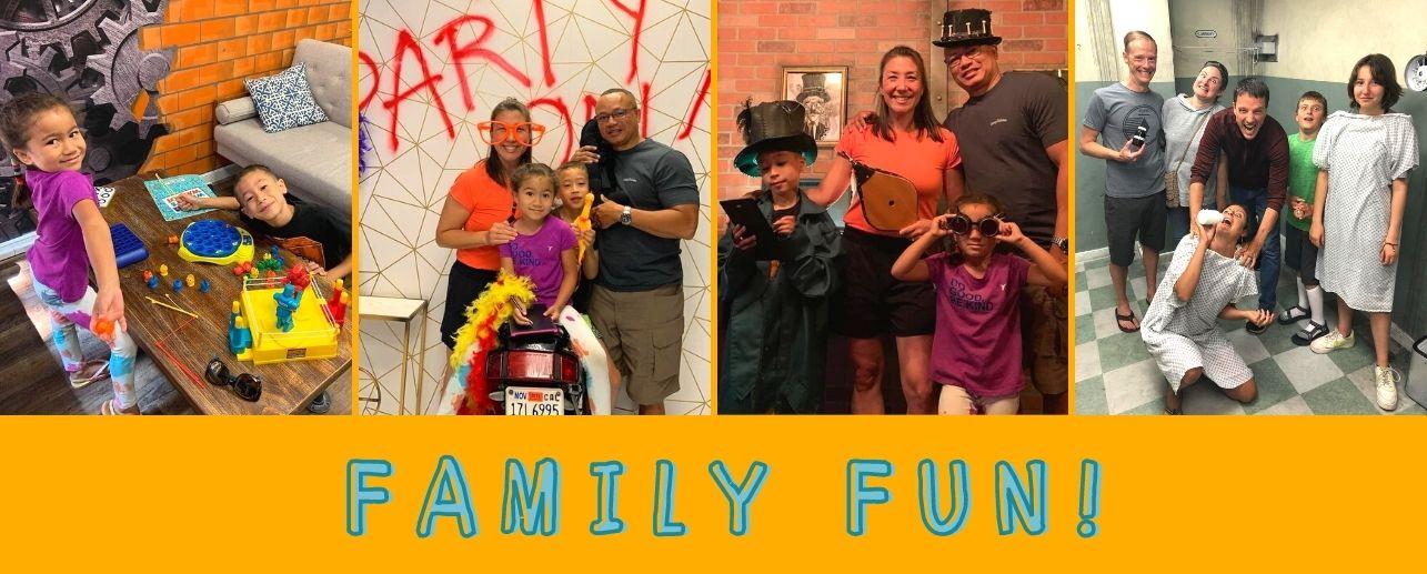 family fun night boise id